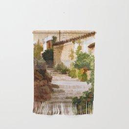 The light of Mallorca - Espana Wall Hanging