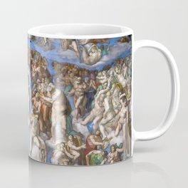 "Michelangelo ""The Last Judgment"" Coffee Mug"