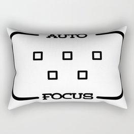 Im always sharp Rectangular Pillow