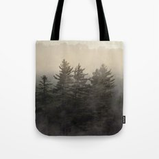 the coming light Tote Bag