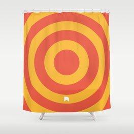 Hypno #1 Shower Curtain