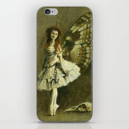 Victorian Gothic Fairy iPhone Skin