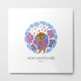 American Cats - New Hampshire Metal Print