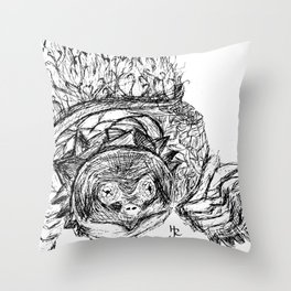 Big Snappy Throw Pillow