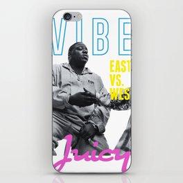 Biggie Vibes iPhone Skin