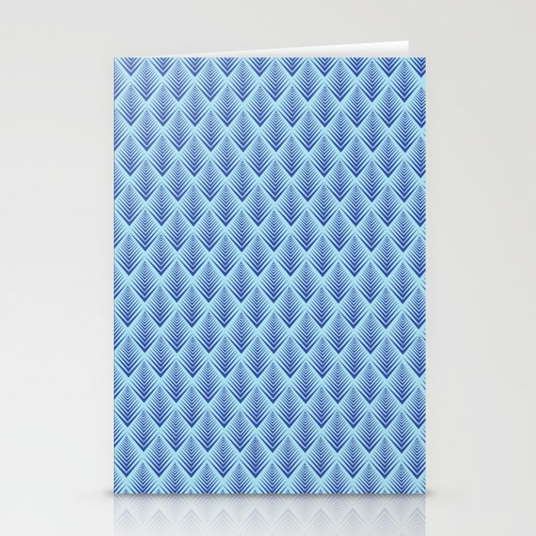 Blue Nile Stationery Cards