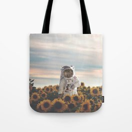 The Sunflower Galaxy, Messier 63 Tote Bag