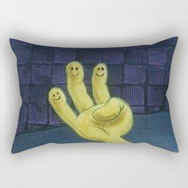 The gang's all here... Rectangular Pillow