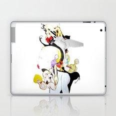 AROUND MY MIND Laptop & iPad Skin