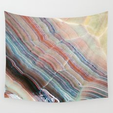 Pastel Onyx Marble Wall Tapestry