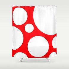 Super Mushroom Shower Curtain