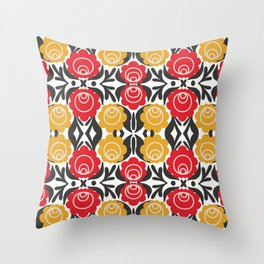Russin Style Pattern 7 Throw Pillow