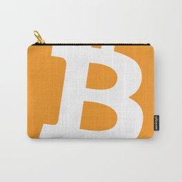 Bitcoin logo - BTC sign 1 Carry-All Pouch