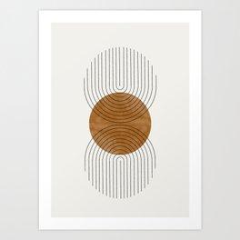 Perfect Touch Light II Art Print