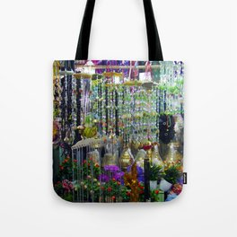 Trinkets and Color Tote Bag