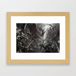 Symphony Insomnium Framed Art Print