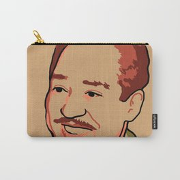 Langston Hughes Carry-All Pouch