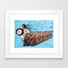 Kawelu Framed Art Print