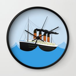 Big Ship Wall Clock