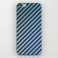 stripes iPhone & iPod Skins featuring Stripes by David Zydd