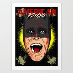 Bat Bateman Art Print