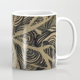 Enlightenment - Acrylic and Ink paint Coffee Mug