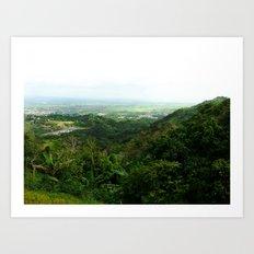 Atalaya @ Puerto Rico Art Print