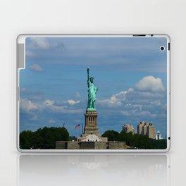 Lady Liberty Laptop & iPad Skin