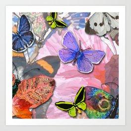 Beautiful Butterflies~ Art Print