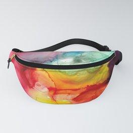 Smoking Rainbow Fanny Pack