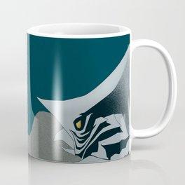 Gamera vs. Zigra Coffee Mug
