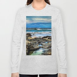 Beachscape, Hungry Head (1) Long Sleeve T-shirt