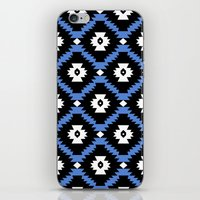 navajo iPhone & iPod Skins featuring Navajo by Emma Mazur