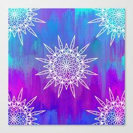 Meraki Mandala Canvas Print