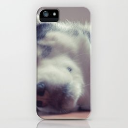 Dream with me - Animal Photography #Society6 iPhone Case
