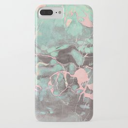 Delicate Shadow Marble iPhone Case