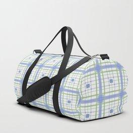 AFE Tartan Pattern3 Duffle Bag