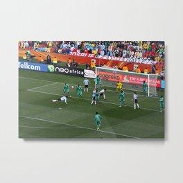 FIFA WORLD CUP - ARGENTINA SCORES Metal Print