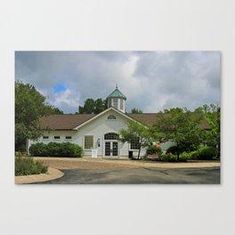 Ward Pavilion Canvas Print