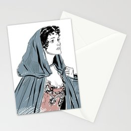 All I want is freedom Stationery Cards