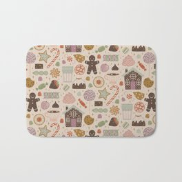 In the Land of Sweets Bath Mat