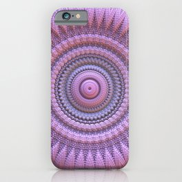 The Beauty of the Mandala iPhone Case
