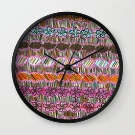 For Kiana Wall Clock