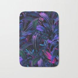 Future Garden Tropical Night Bath Mat