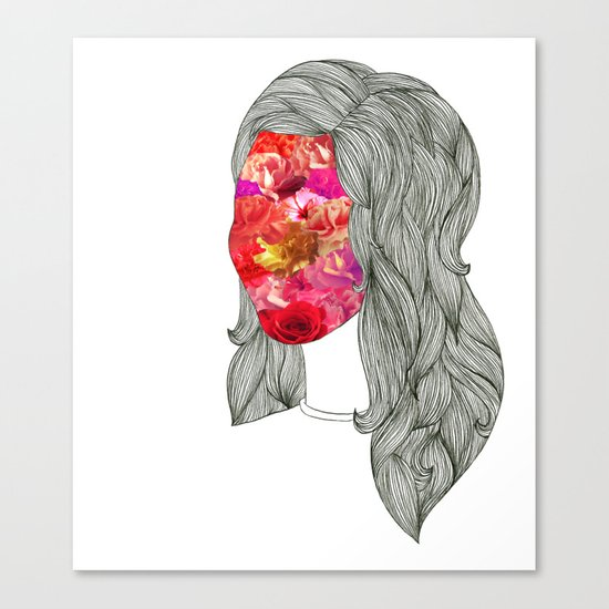 Anthea Canvas Print