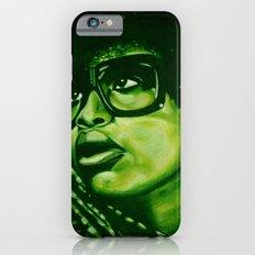badu?!-green iPhone 6s Slim Case