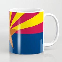 Arizona: Arizona State Flag Coffee Mug