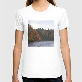 Autumn from Ness Island Inverness T-shirt