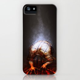 Fumes iPhone Case