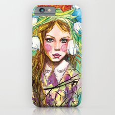 Fashion - Spring is Coming Slim Case iPhone 6s